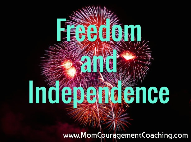 Fireworks - Freedom and independence